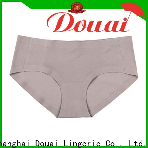 Douai good quality women's seamless underwear directly sale for lady