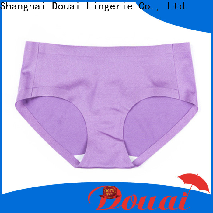 Douai good quality best seamless underwear wholesale for lady