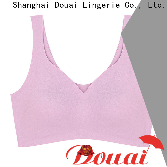 elastic best sports bra factory price for hiking