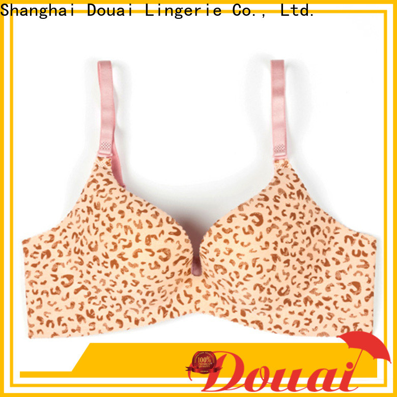 Douai light full support bra faactory price for ladies