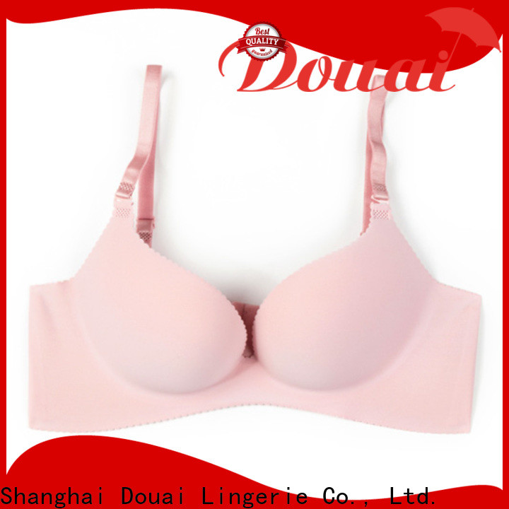 Douai comfortable good support bras wholesale for madam