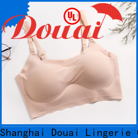 comfortable seamless comfort bras supplier for hotel