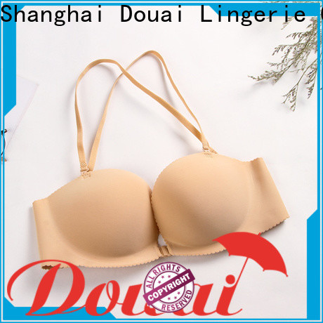Douai front button bra directly sale for girl