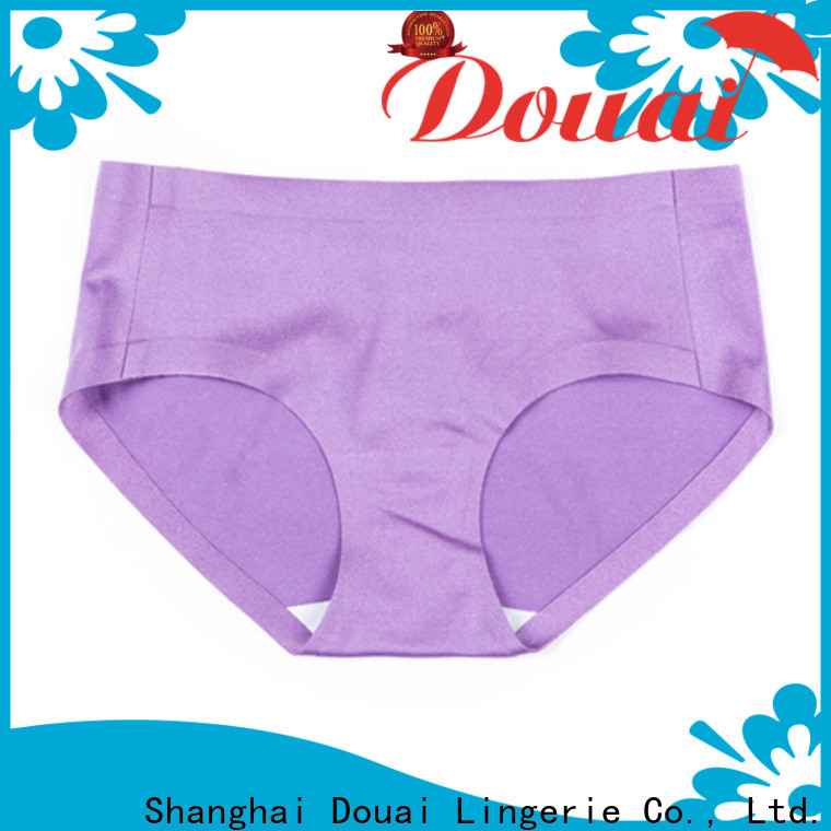 healthy best seamless underwear factory price for lady