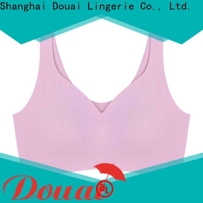natural yoga bras for large breasts supplier for sking