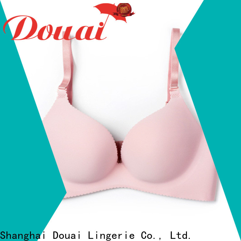 simple seamless push up bra directly sale for madam