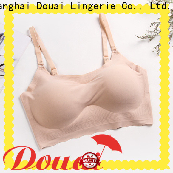 flexible seamless camisole bra wholesale for hotel