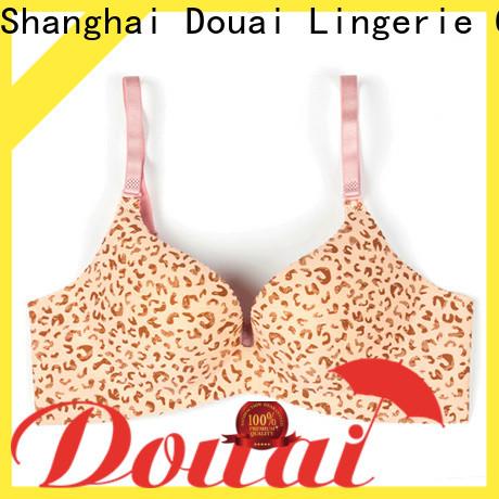Douai full cup push up bra faactory price for women