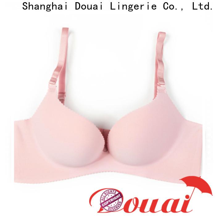 Douai fancy 3 cup bra wholesale for madam