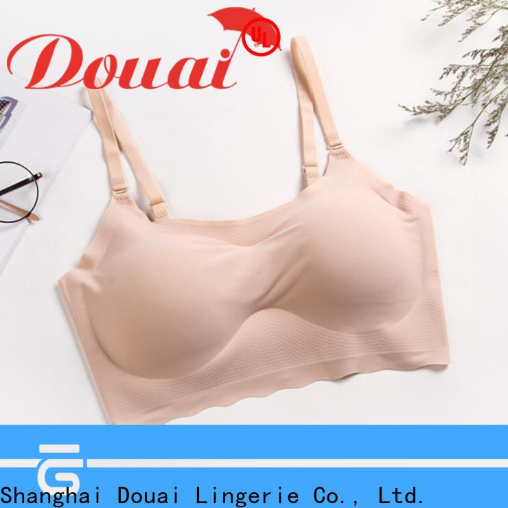 Douai seamless camisole bra factory price for hotel