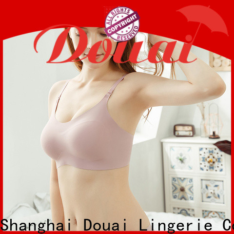 seamless crop top bra factory price for home