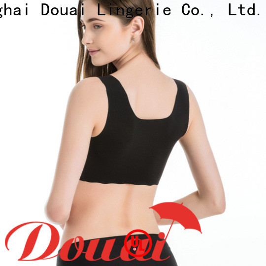 Douai high support sports bra supplier for hiking