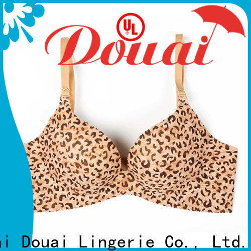 Douai durable seamless padded bra directly sale for ladies