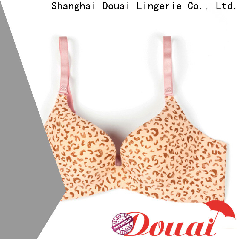 Douai professional full coverage push up bra on sale for madam