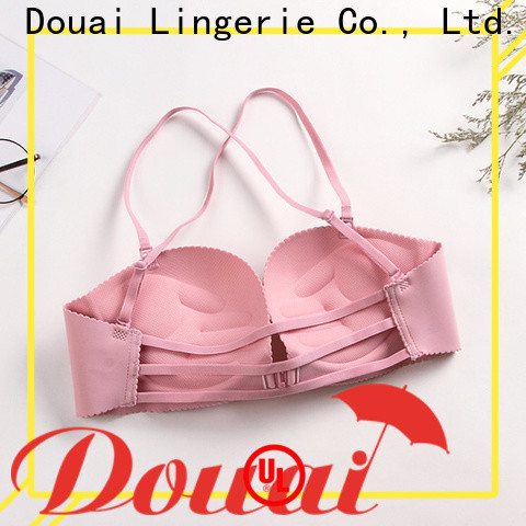 fancy front clasp bralette directly sale for girl