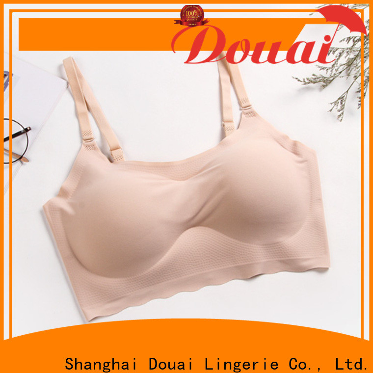 Douai comfortable best seamless bra manufacturer for hotel