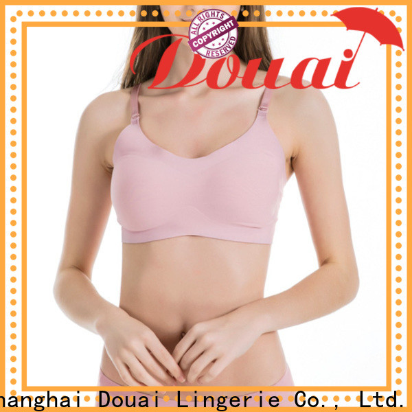 comfortable bra brief sets factory price for hotel