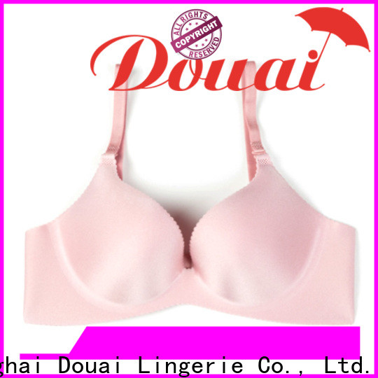 Douai full coverage support bras faactory price for madam