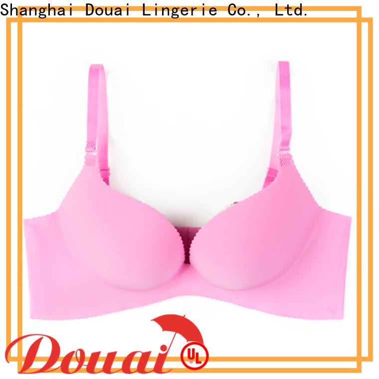 fancy ladies push up bra supplier for madam
