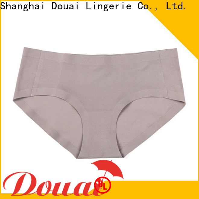 Douai comfortable seamless underwear directly sale