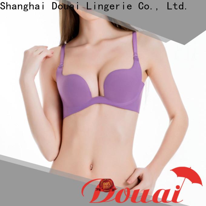 elagant u shape plunge bra from China for dress