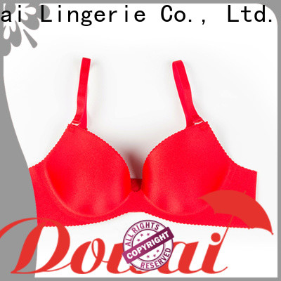 Douai attractive sexy push up bra design for ladies