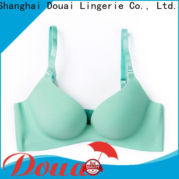 Douai seamless push up bra wholesale for ladies