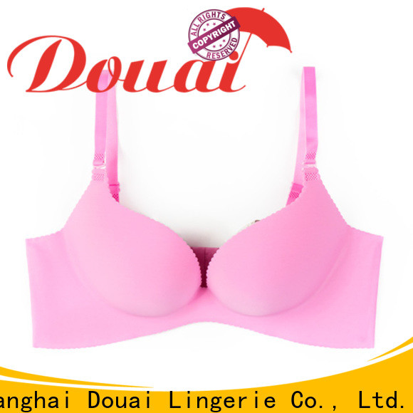 Douai comfortable best support bra wholesale for girl