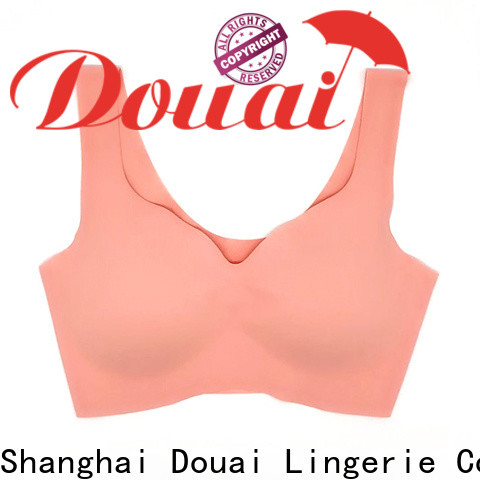 Douai thin ladies sports bra personalized for yoga