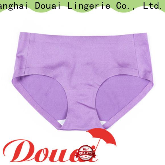 Douai ladies seamless underwear wholesale for lady