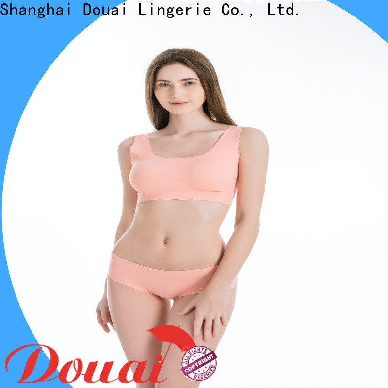 natural good sports bras factory price for hiking