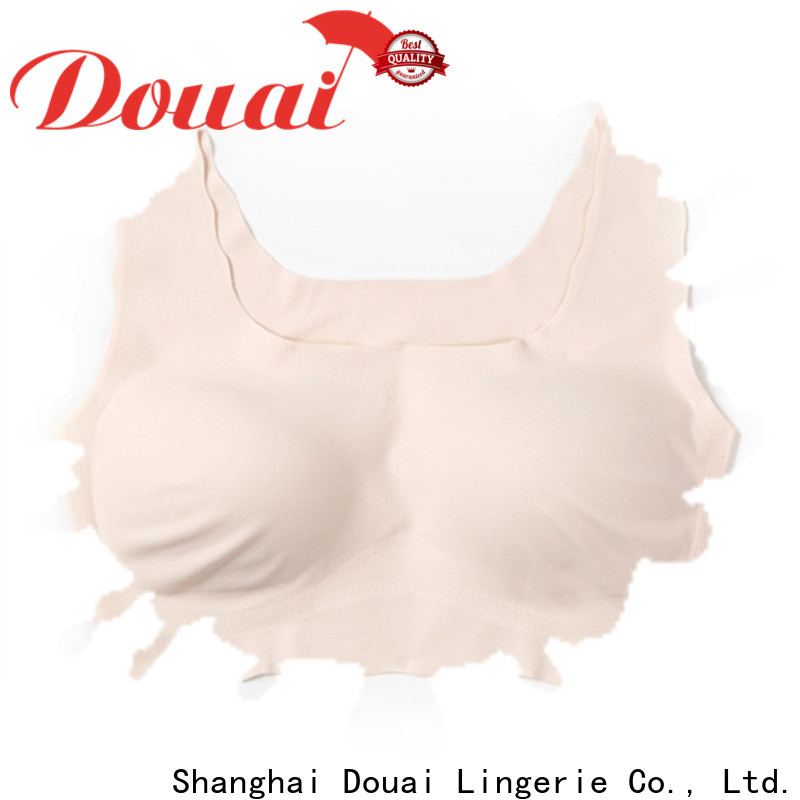 Douai detachable bra brief sets factory price for bedroom