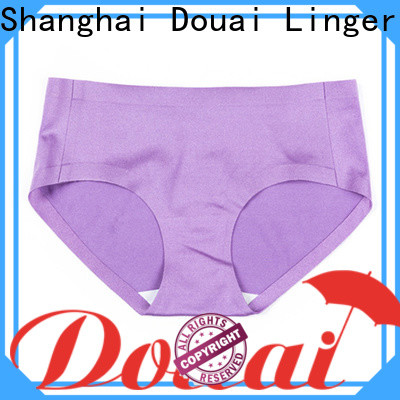 Douai healthy ladies seamless underwear on sale for women