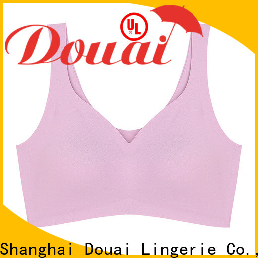 Douai high support sports bra wholesale for hiking