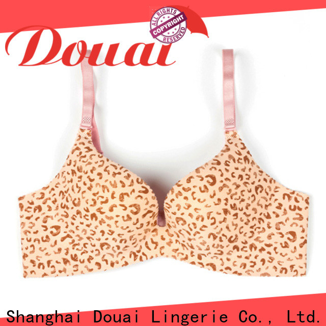 Douai good quality full cup push up bra on sale for ladies