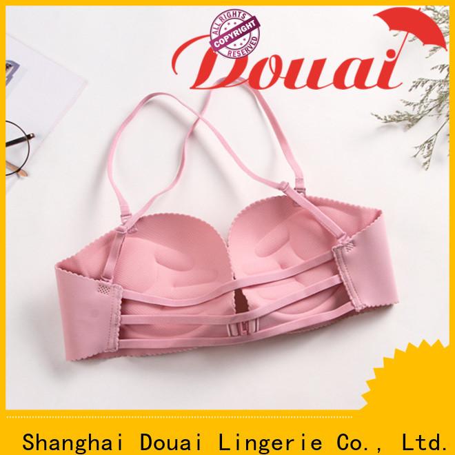 Douai front clasp bra wholesale for ladies