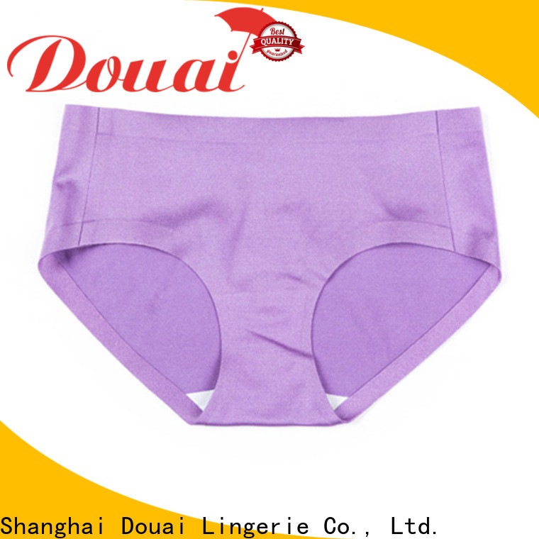 Douai comfortable best seamless underwear directly sale for girl