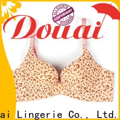 Douai plus size full coverage bras faactory price for madam