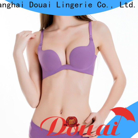 Douai colorful push up u bra directly sale for wedding