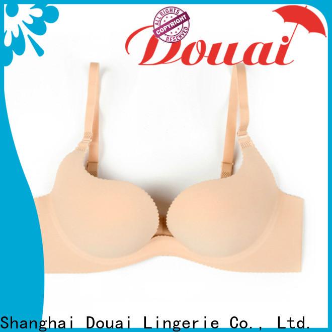 Douai u plunge push up bra from China for wedding