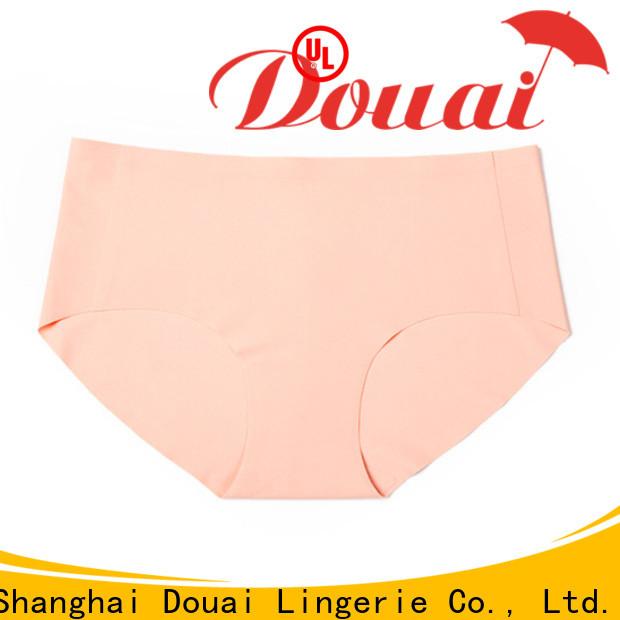 Douai healthy womens seamless panties wholesale for lady