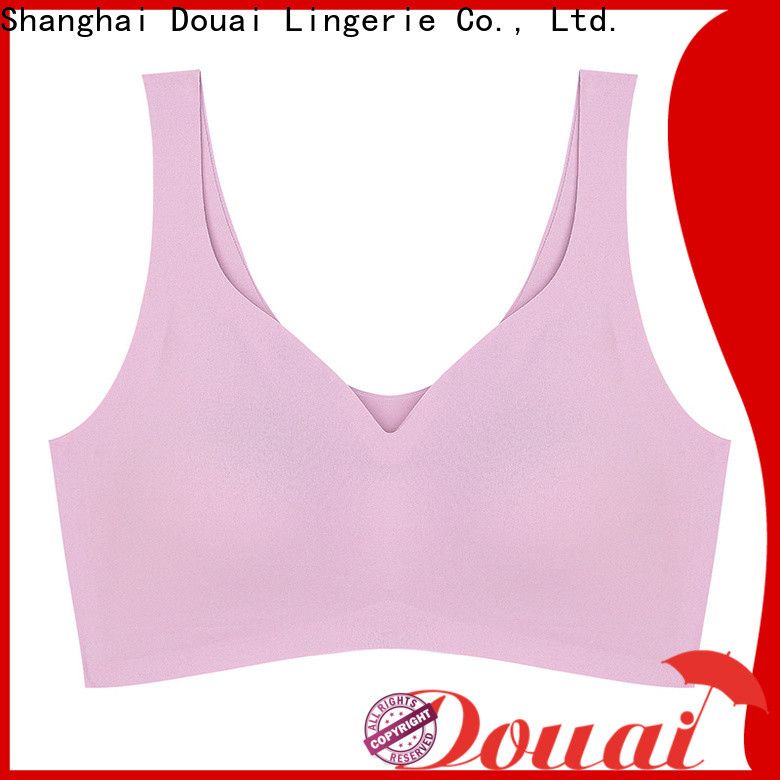 light low impact sports bra supplier for hiking