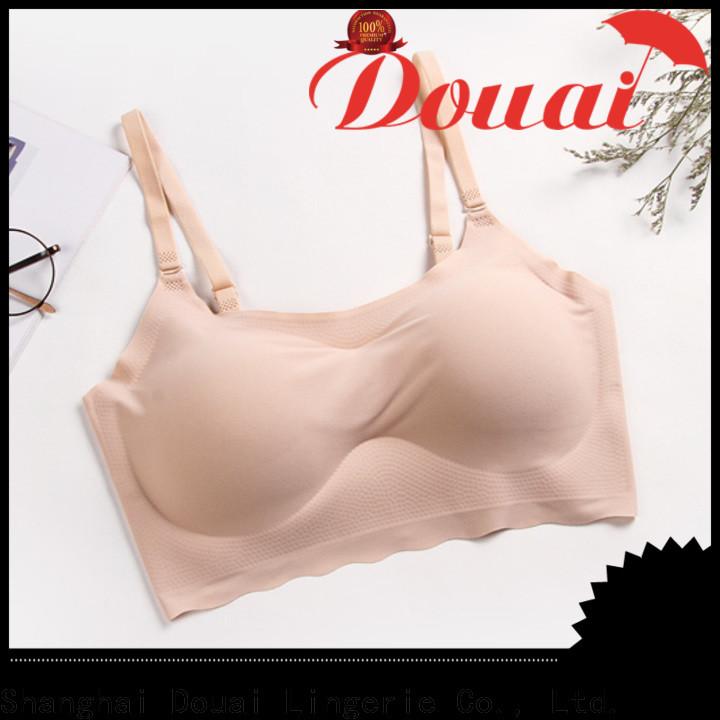 Douai flexible women's bra tank tops manufacturer for bedroom