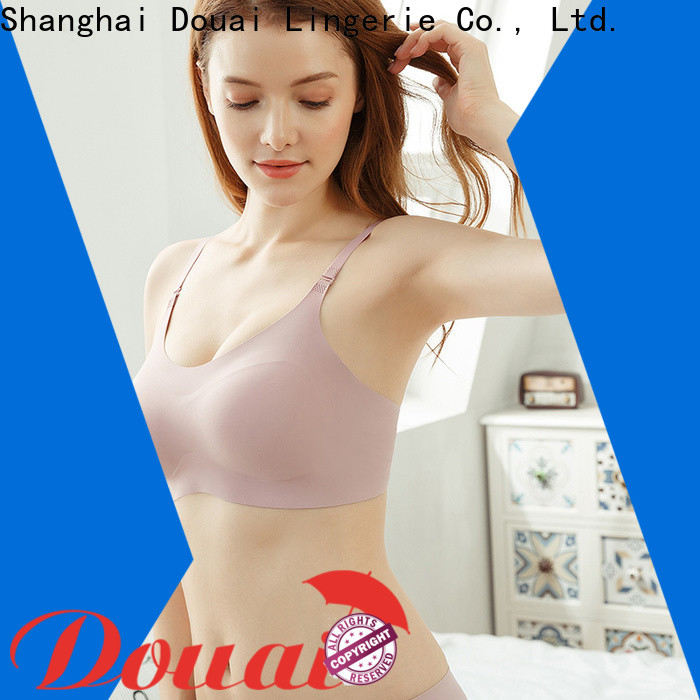 seamless padded bra top manufacturer for home
