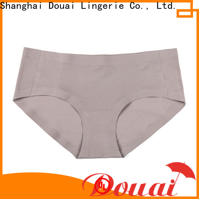 Douai healthy seamless underwear wholesale for women