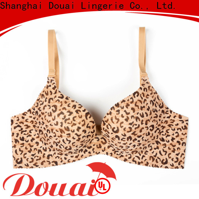 Douai mordern best seamless push up bra design for ladies