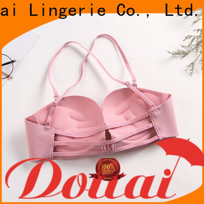 Douai front lock bra wholesale for girl