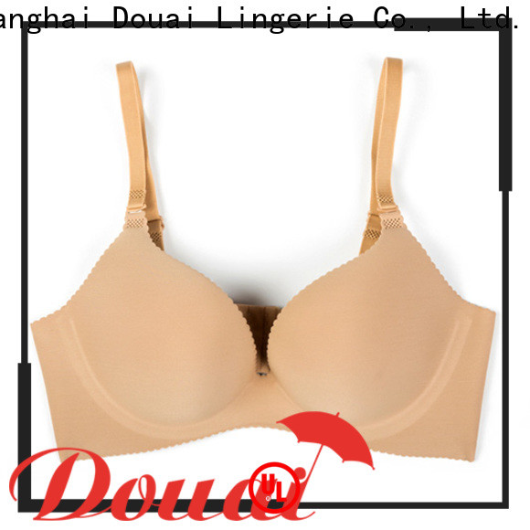 Douai sexy push up bra design for women
