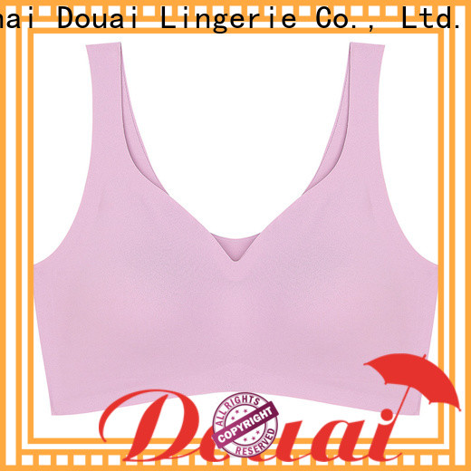 soft high support sports bra wholesale for yoga