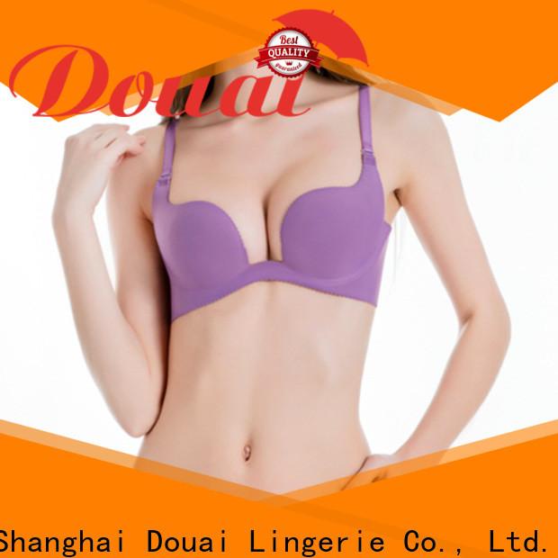 popular u shape plunge bra customized for party